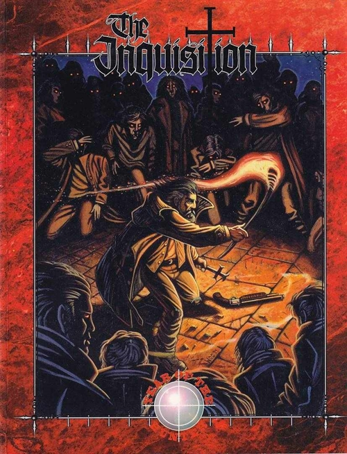 Vampire the Masquerade - The Inquisition (B Grade) (Genbrug)