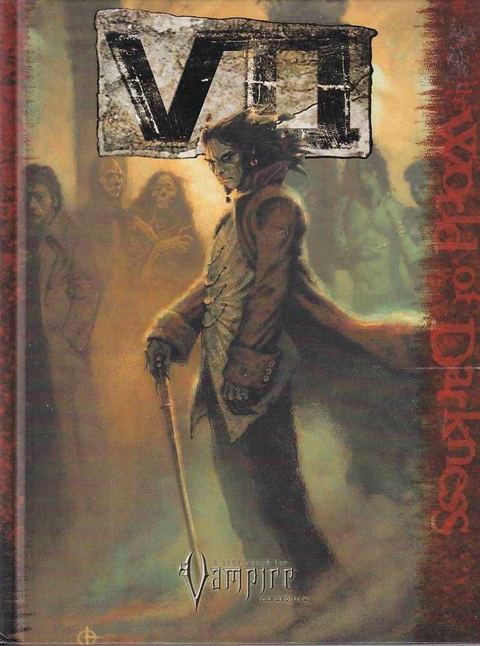 Vampire the Requiem - VII (B Grade) (Genbrug)