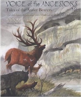 Würm - Voice of Ancestors Volume 1 - Tales of the Antler Bearers Adventure Booklet