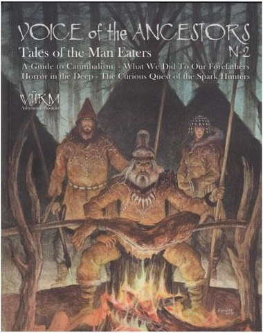 Würm - Voice of Ancestors Volume 2 - Tales of the Man Eaters