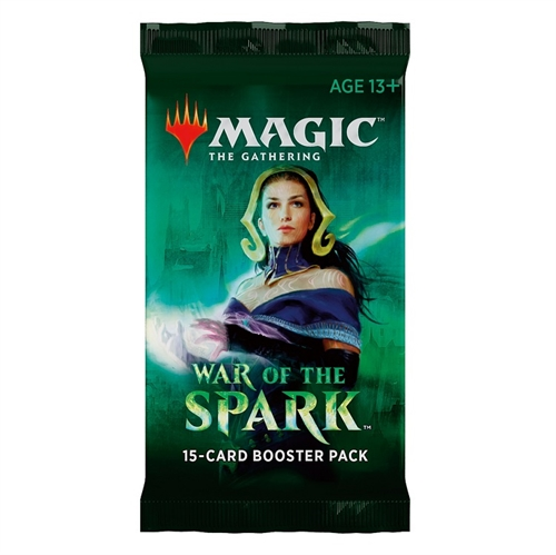 War of the Spark - Booster Pakker - Magic the Gathering