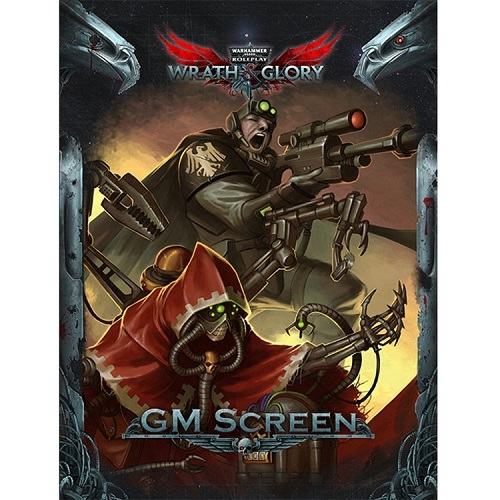 Warhammer 40K RPG - Wrath & Glory - GM Screen
