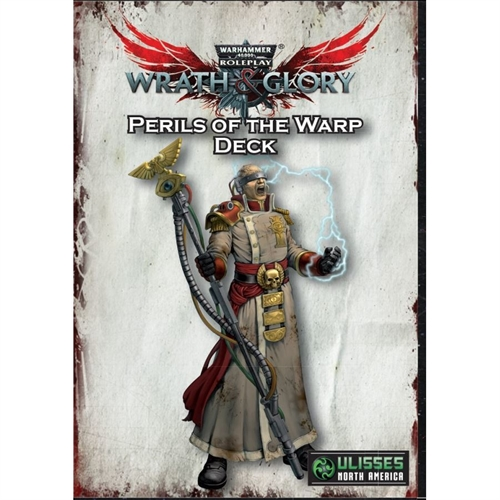 Warhammer 40K RPG - Wrath & Glory - Perils of the Warp Deck