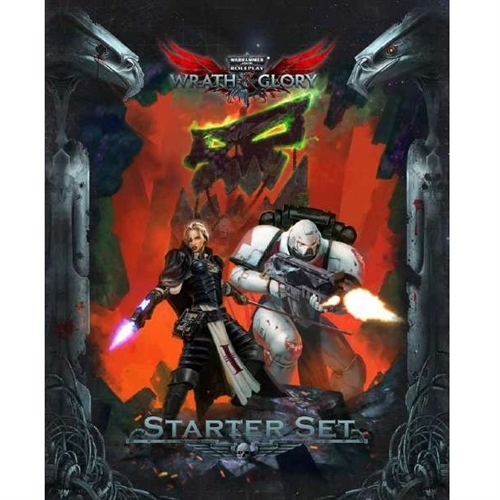 Warhammer 40K RPG - Wrath & Glory - Starter Set