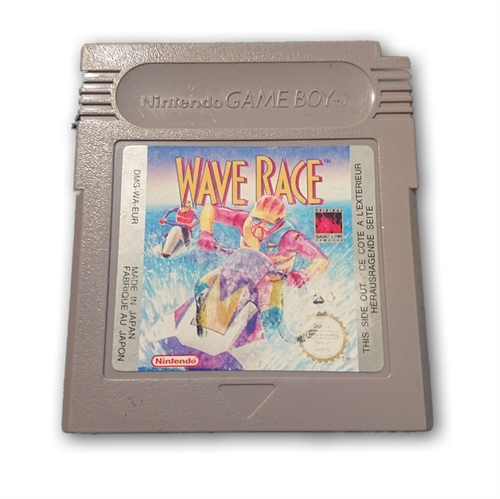 Wave Race - Gameboy original (A-Grade) (Genbrug)