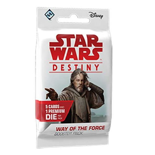 Way of the Force - Star Wars Destiny - Booster Pakke