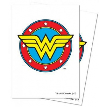 Wonder Woman- (65 Standard Sleeves) - Ultra Pro Plastik lommer