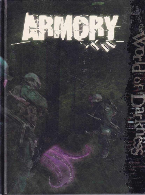 World of Darkness - Armory (B Grade) (Genbrug)