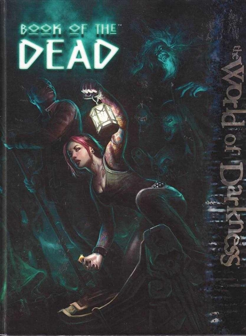 World of Darkness - Book of the Dead (B Grade) (Genbrug)