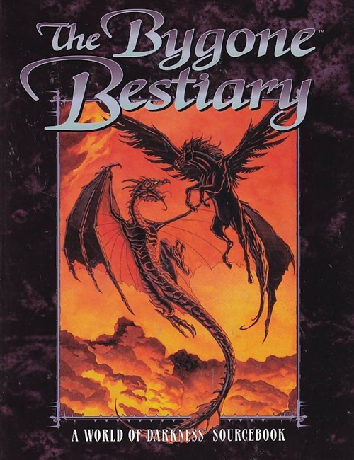World of darkness - The Bygone Bestiary (B-Grade) (Genbrug)