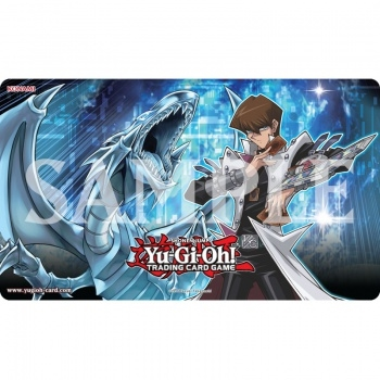 Yu-Gi-Oh tilbehør - Kaiba's Majestic Collection -Play Mat