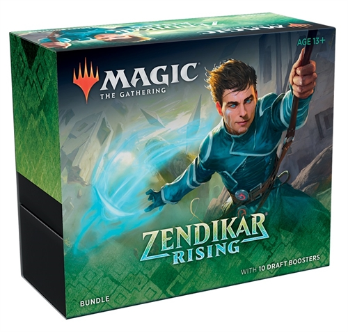 Zendikar Rising - Bundle - Magic the Gathering