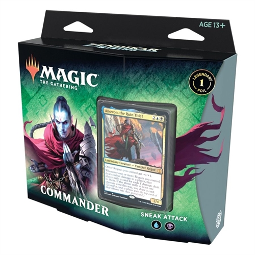 Zendikar Rising - Commander Deck - Sneak Attack - Magic the Gathering