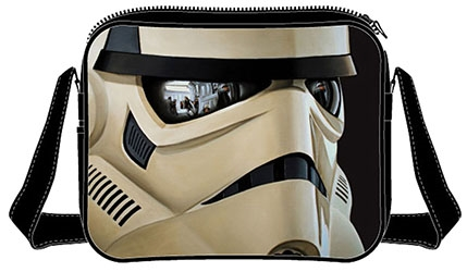 Star Wars - Stormtrooper Reflektion skuldertaske